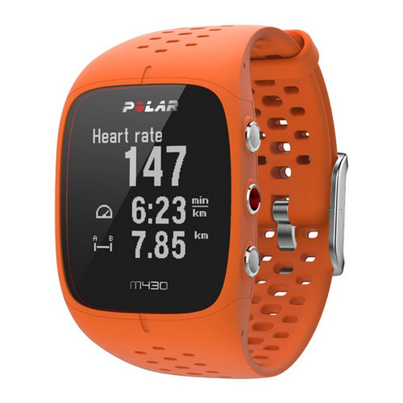 Часы для бега с GPS Polar M430 ORA