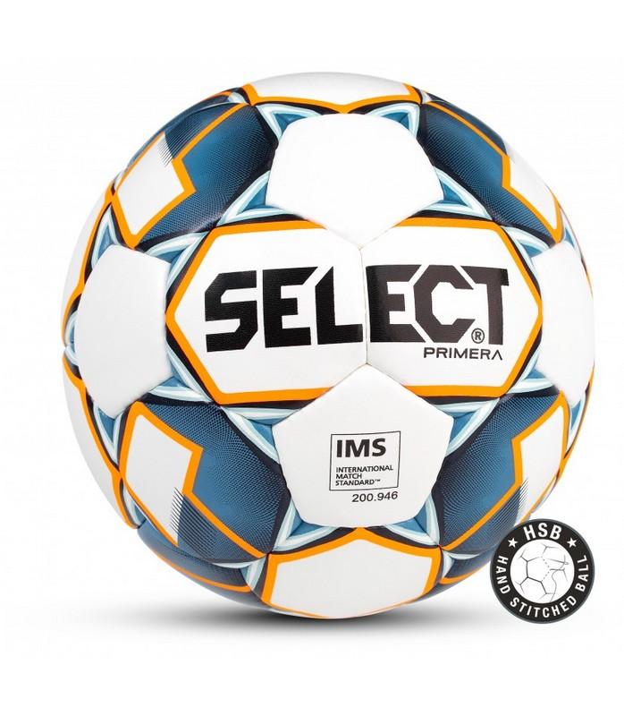 Мяч футбольный Select Primera 810116-002 р.4 фото
