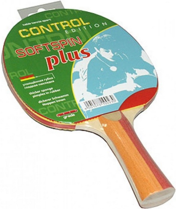 Ракетка для настольного тенниса Butterfly Softspin ракетка для настольного тенниса butterfly timo boll bronze