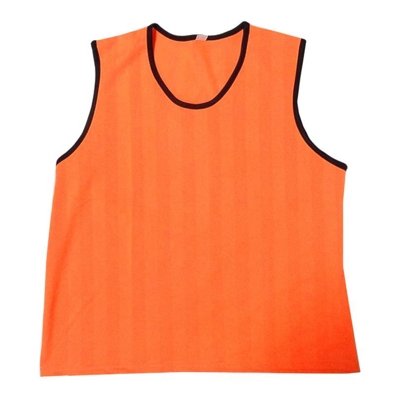 Купить Манишка футбольная Atemi AFV-01, оранжевый,