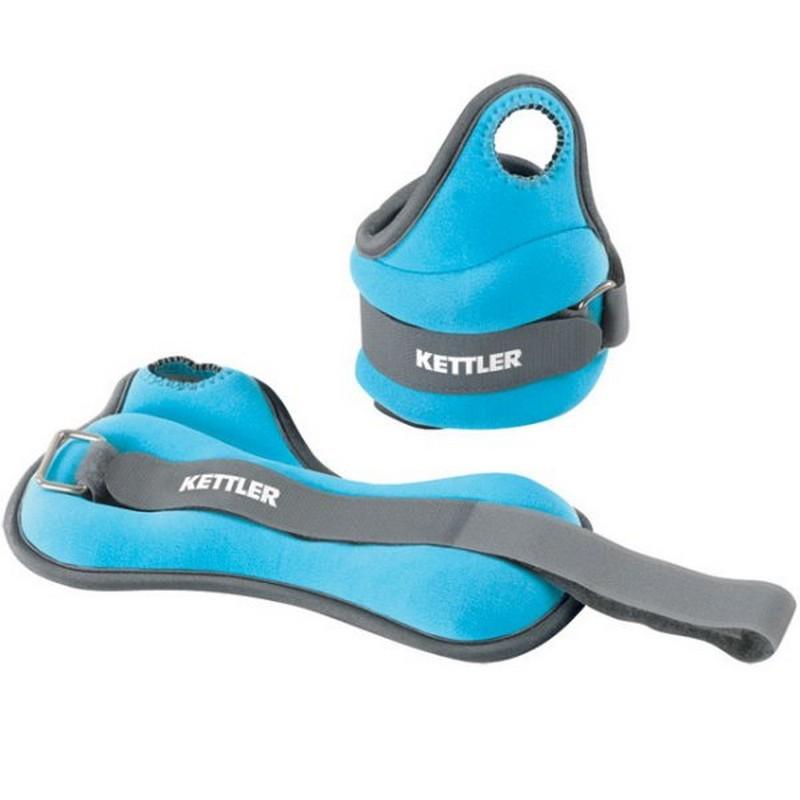 Утяжелитель для рук Kettler 7361-410(пара) 1 кг