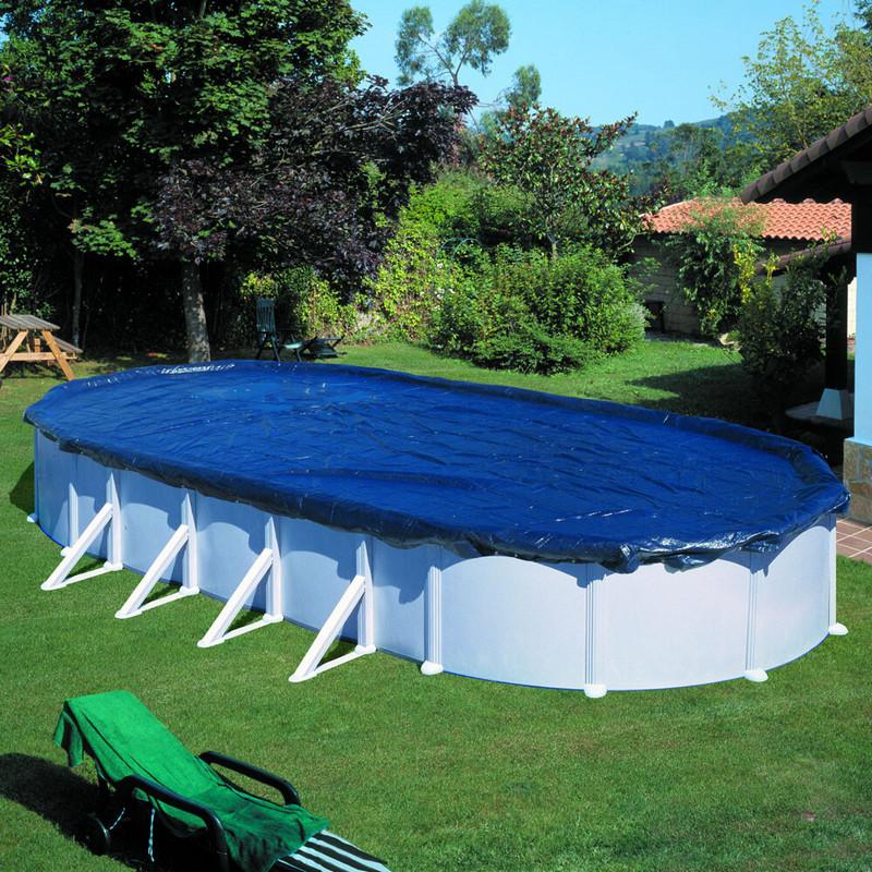 Купить Зимнее защитное покрывало для сборных бассейнов (для овальных1030х560 см) комплект GRE CIPROV911,