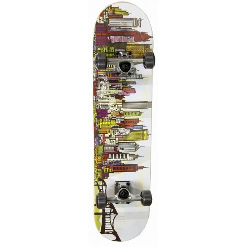 Скейтборд Atemi ASB-8.16 City скейтборд 8 колес