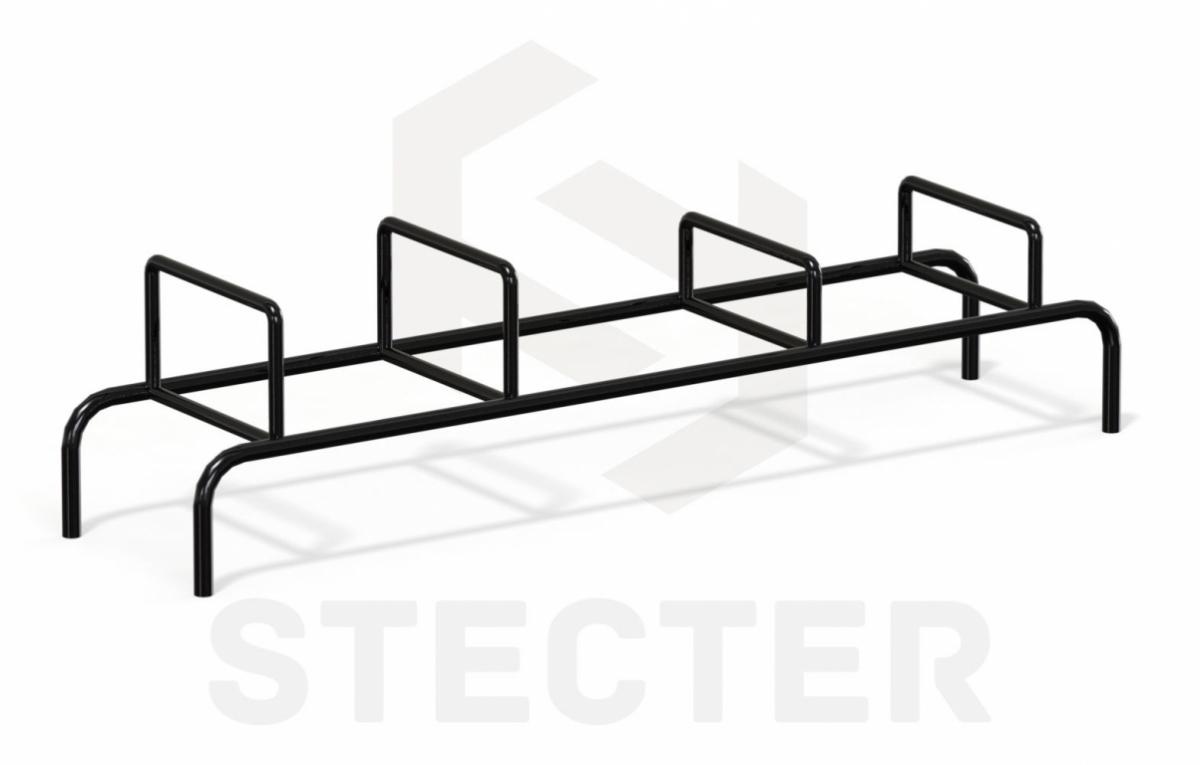 Купить Лавка с упорами для упражнений Stecter Воркаут (PAW-11) 5010,