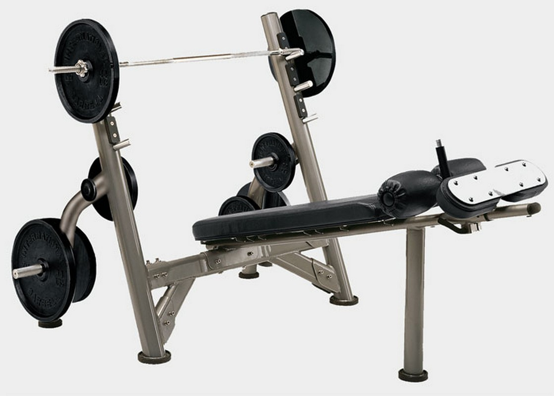 Купить Олимпийская скамья для жима Matrix G3 FW15,