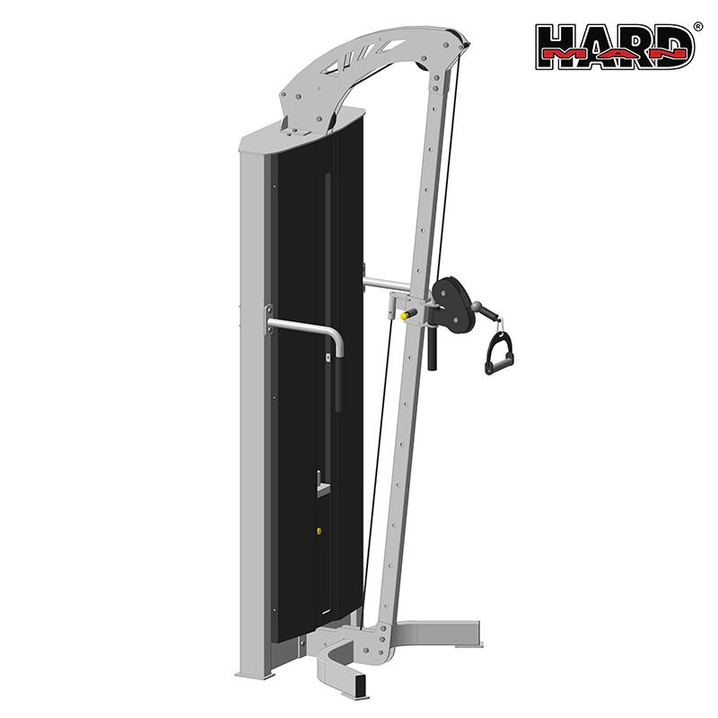 Регулируемая блочная стойка Hard Man HM-512