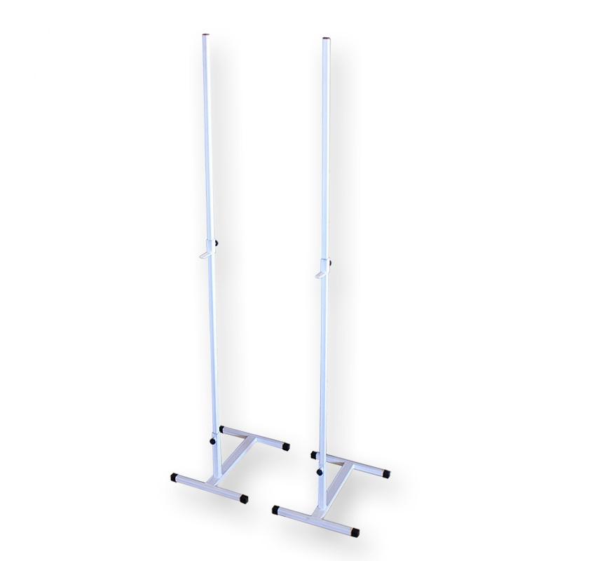Купить Стойки для прыжков в высоту переменной высоты Dinamika ZSO-002258,