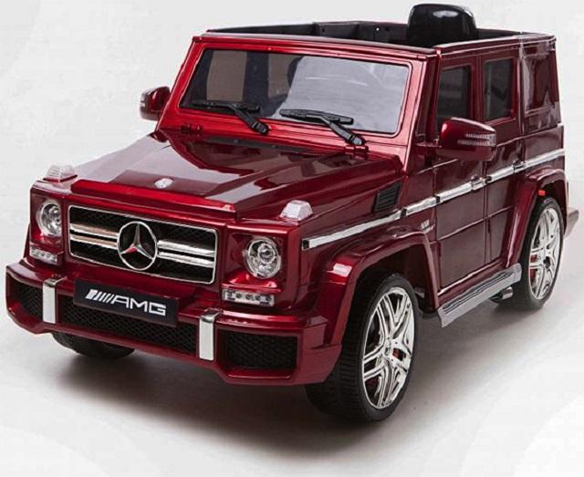 Электромобиль RiVeR-AuTo Mercedes-Benz G63