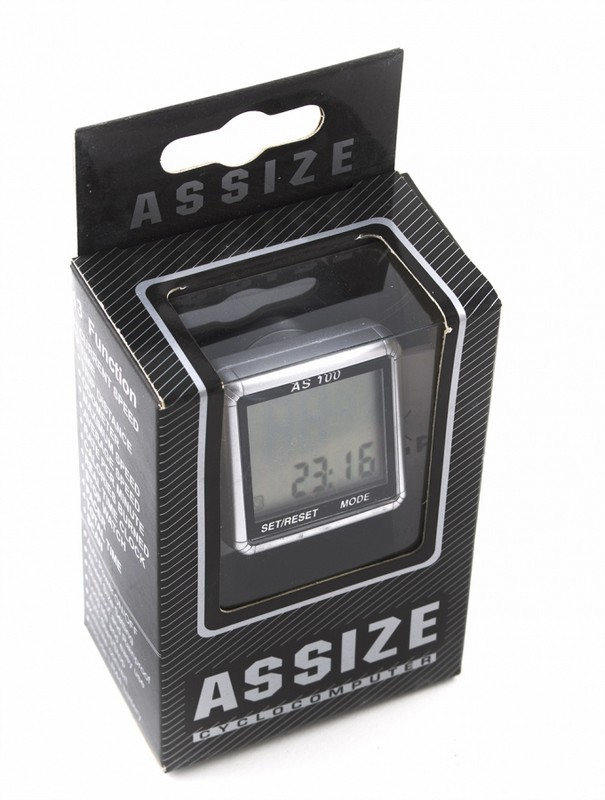 Велокомпьютер электронный ASsize AS-100 11 функций