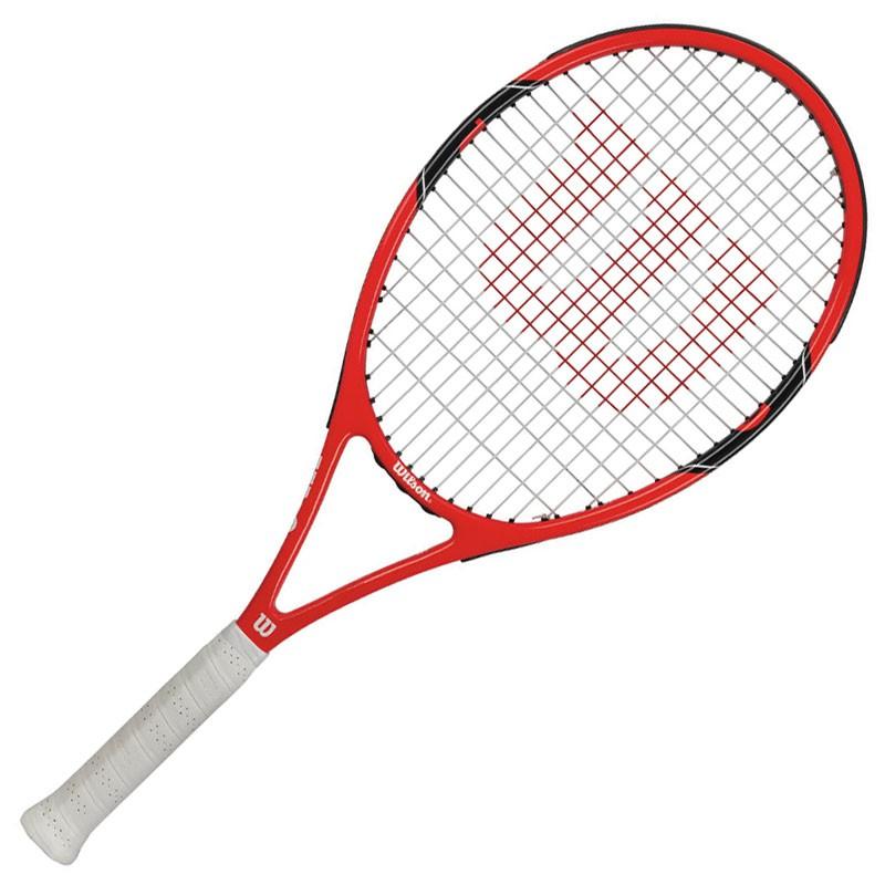 Ракетка для большого тенниса Wilson Federer 100 GR2 WRT31100U2 блесна колеблющаяся lj krocodile 1003 1602 длина 85мм вес 28гр