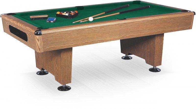 Купить Бильярдный стол пул Dynamic Billard Eliminator 8 ф в комплекте аксессуары + сукно 55.015.08.0 дуб,