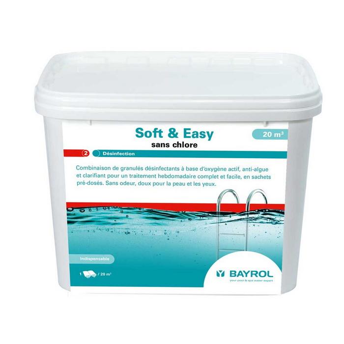 СОФТ ИЗИ (Soft and Easy) Bayrol 4599213 4,48 кг ведро