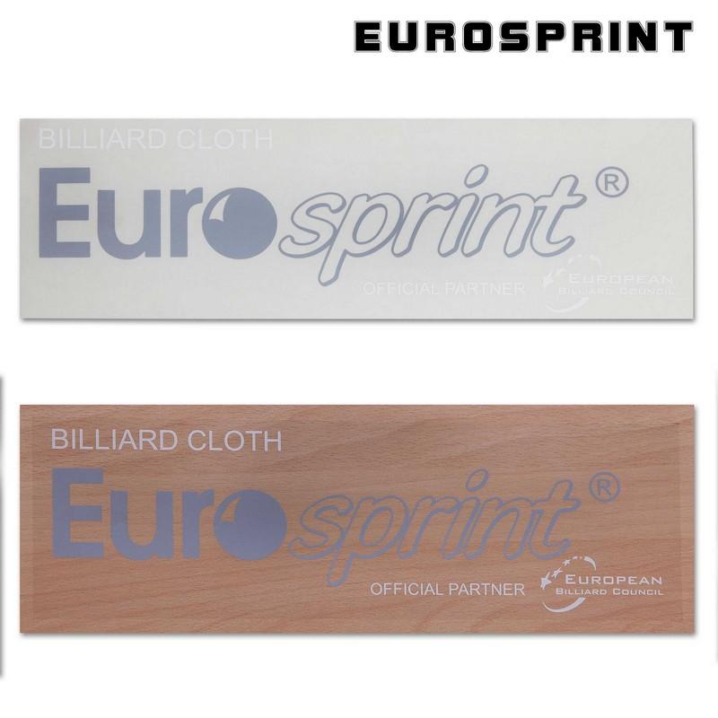 Стикер Сукно Eurosprint самоклеющийся 10,4х32,9см