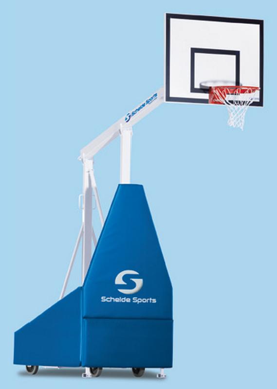 Ферма (стойка) баскетбольная Little SAM Club Schelde Sports 910-S6.S0860 1612060 ферма стойка баскетбольная super sam 245 schelde sports 910 s6 s0810 1612010