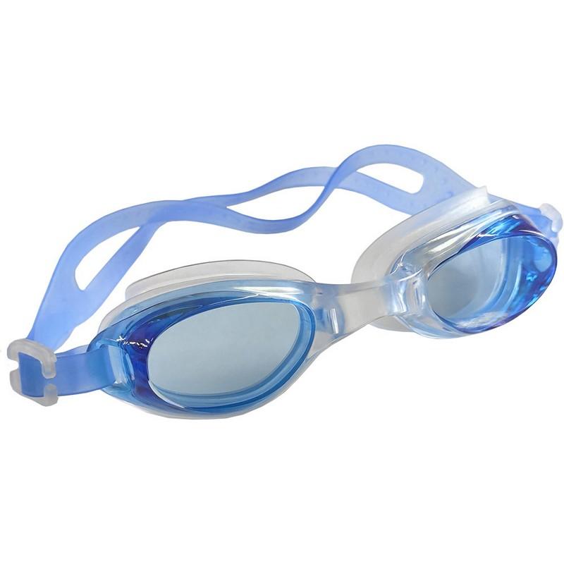 Купить Очки для плавания ТПУ B31533-1-B Синий, NoBrand