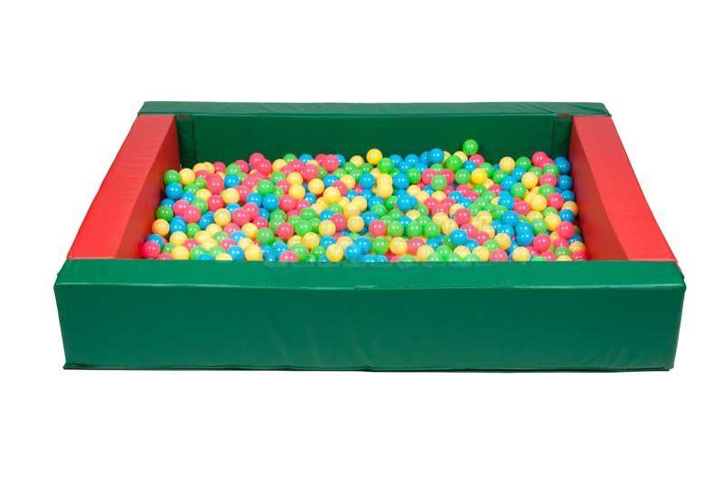 Квадратный сухой бассейн Спортивные Технологии 165х165х70х15 см