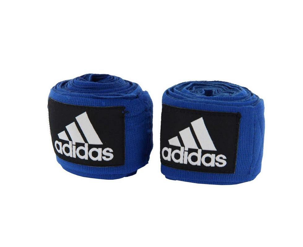 Бинты эластичные Adidas AIBA Rules Boxing Crepe Bandage синие