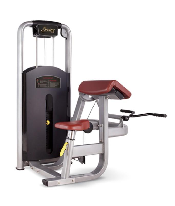 Бицепс-машина Bronze Gym MV-006 bronze gym mv 006