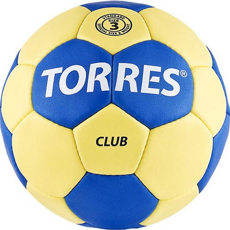 Мяч гандбольный р3 Torres Club H30013 от Дом Спорта