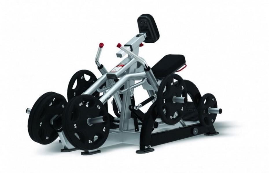 Купить Тренажер для мышц спины, тяга к себе снизу Nautilus CHF/9NP-L3004-13BZS,