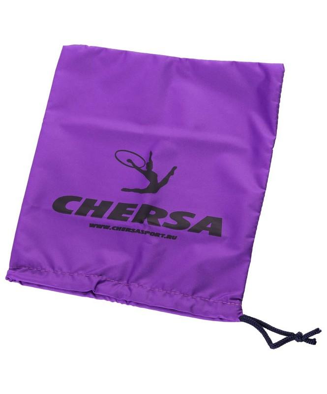 Чехол для скакалки художественной гимнастики, фиолетовый, NoBrand  - купить со скидкой