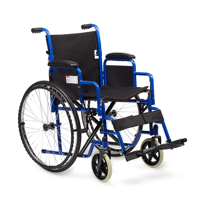 Кресло-коляска для инвалидов Armed Н 035 14, 15, 16, 17, 18, 19, 20 дюймов S
