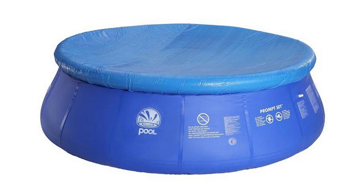 Чехол на бассейн Jilong Pool Cover 420см синий 16124-4