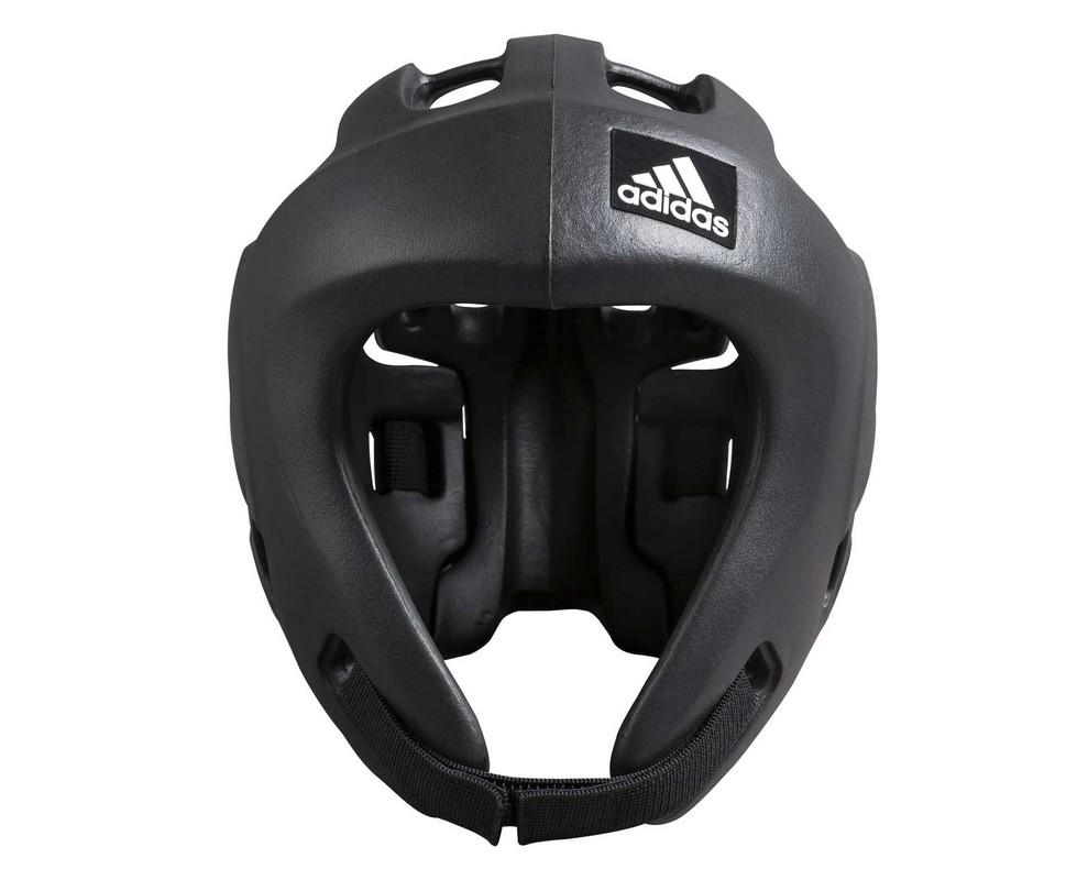 Шлем для единоборств Adidas Adizero черный adiBHG028