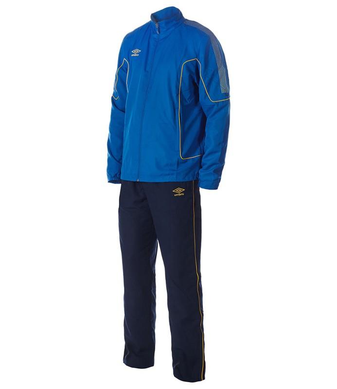 Костюм спортивный Umbro Prodigy Team Lined Suit мужской 460215 (793) син/т.син/жел.