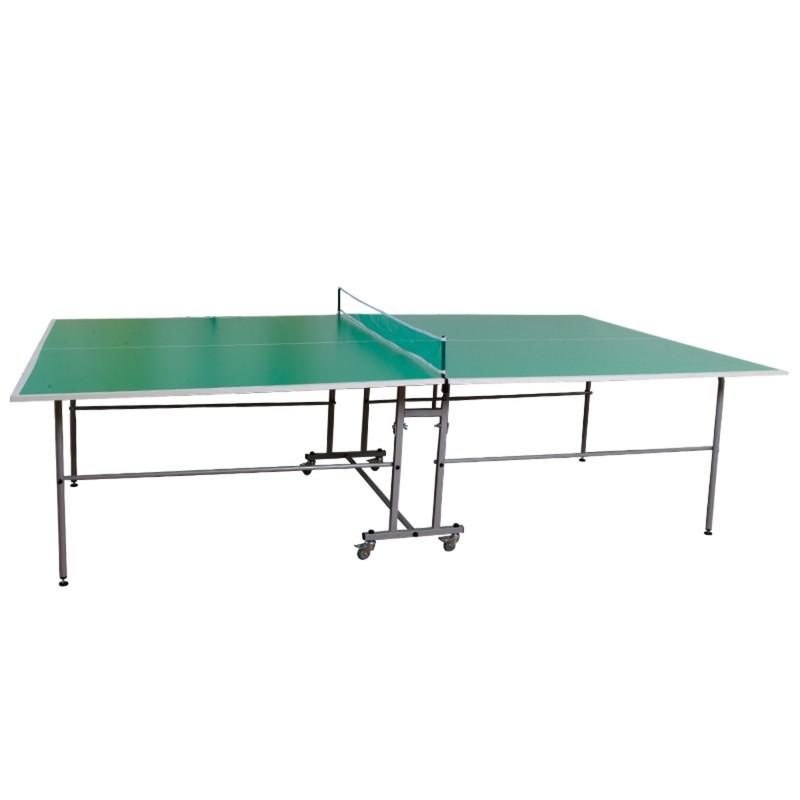 Стол теннисный Absolute Champion Стандарт для улицы, зеленый