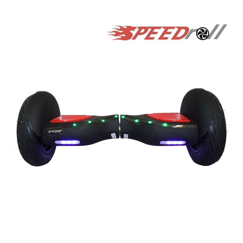 Гироскутер SpeedRoll Premium Roadster 08 APP Черный матовый