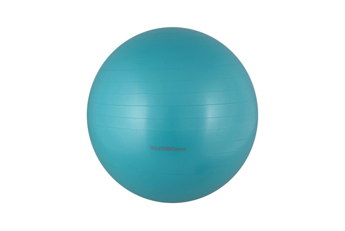 Мяч гимнастический Body Form BF-GB01AB D=55 см лазурный