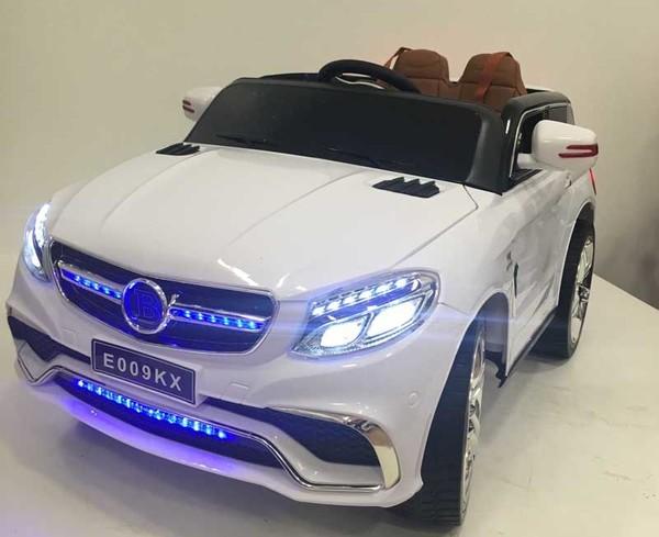 Электромобиль с пультом ДУ River-Auto Mercedes E009KX