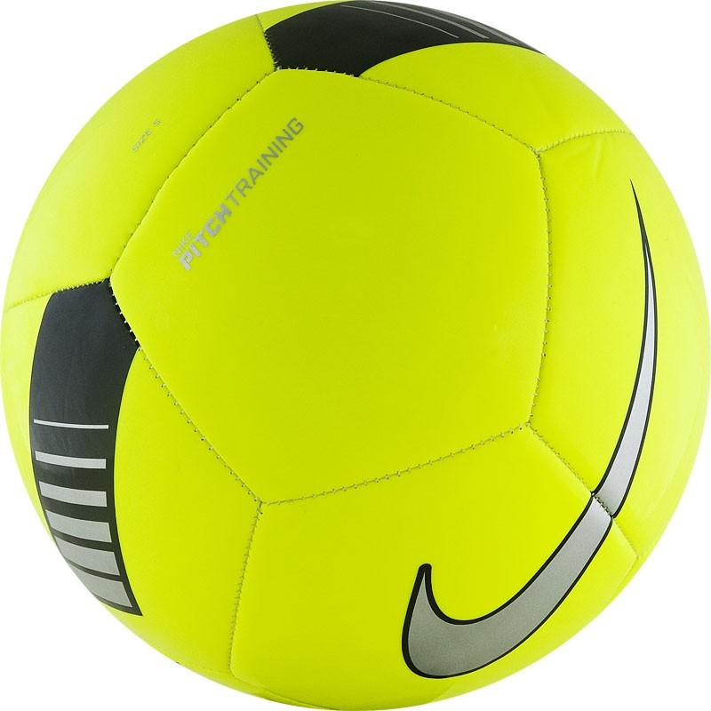 Мяч футбольный Nike Pitch Training р.5 nike мяч футбольный nike team training sc1911 117