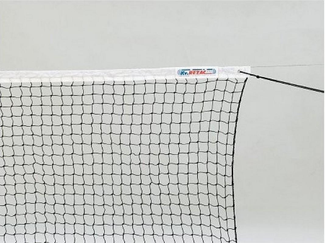 Сетка теннисная профессиональная импорт 4мм Kv.Rezac 4.10