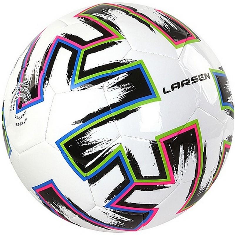 Купить Мяч футбольный Larsen Rainbow р. 5,