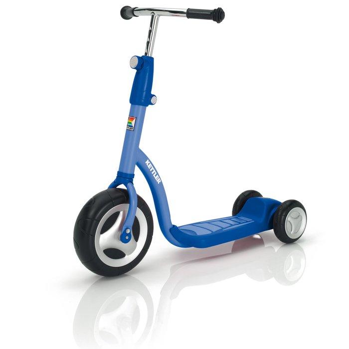 Самокат Kettler Scooter Blue самокат kettler scooter zero 6 greenatic t07115 5010