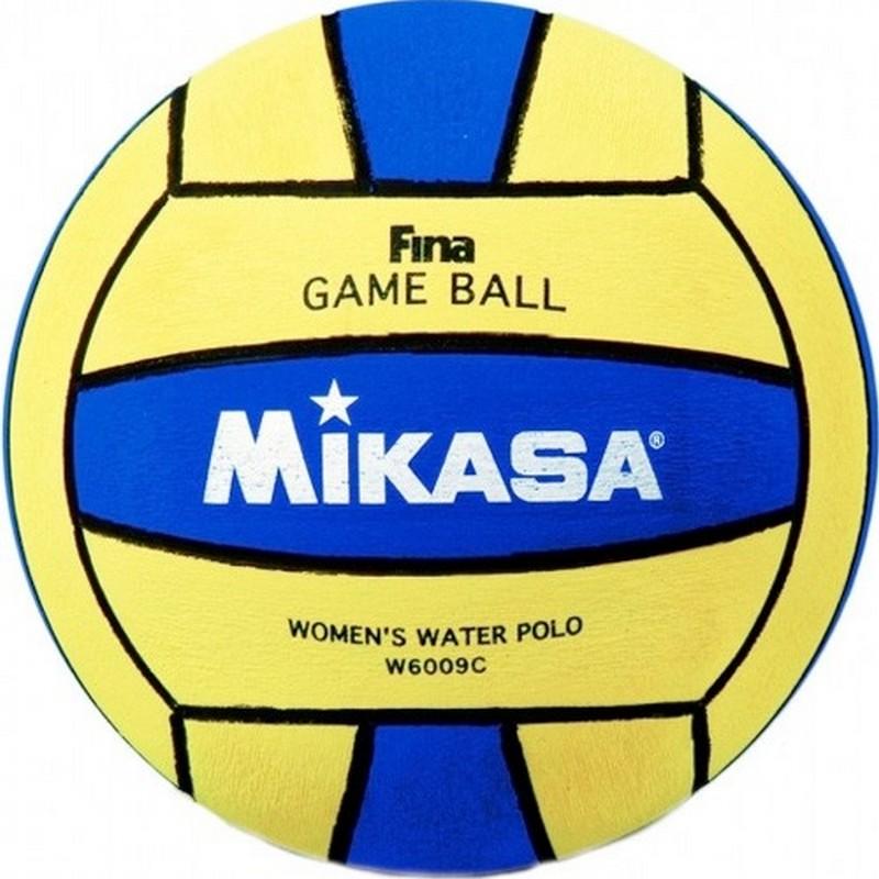 Мяч для водного поло профессиональный Mikasa W6009C женский мяч для водного поло mikasa w6009c