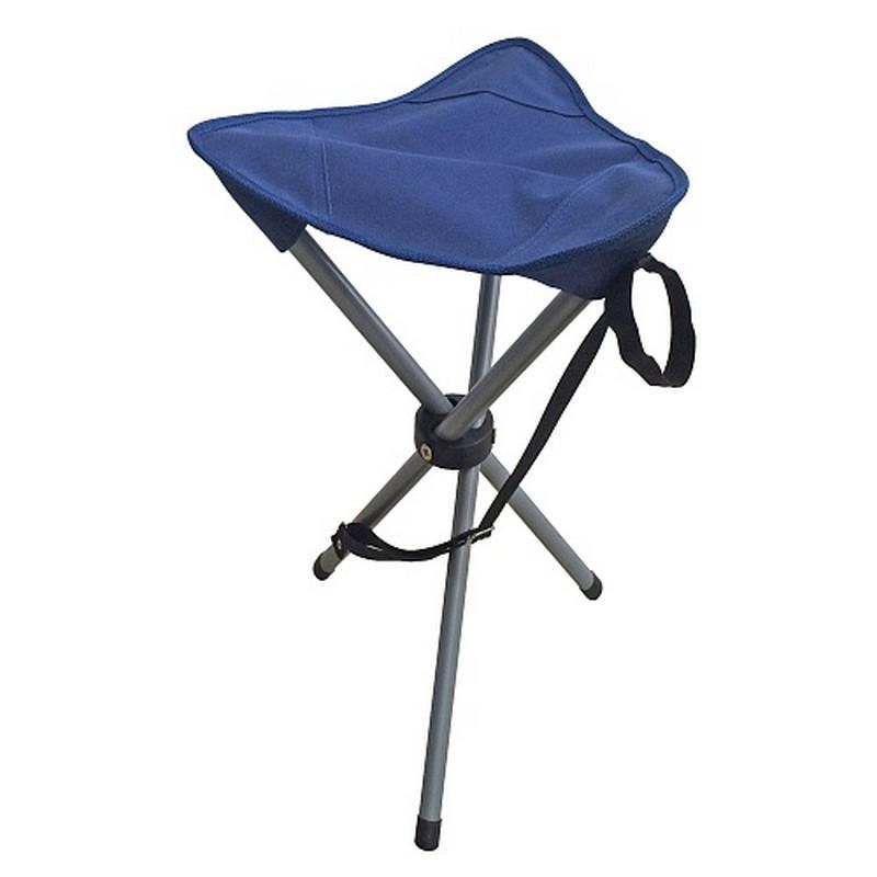 Стул складной трехногий Greenwood 10565 стул складной bushido цвет синий 35 х 28 х 33 см