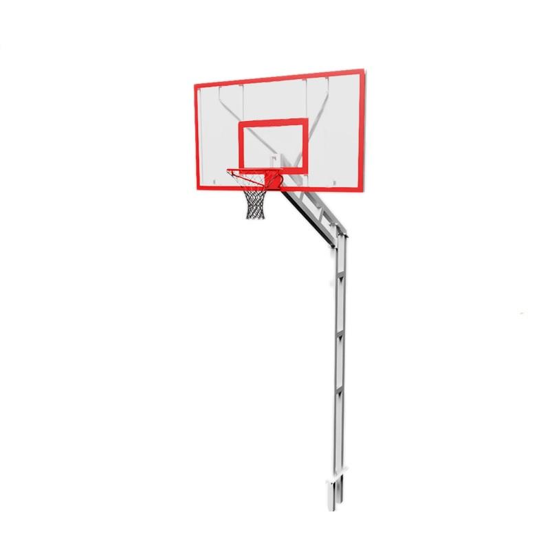 Купить Стойка баскетбольная под бетонирование вынос 1200 мм (уличная, разборная) Dinamika ZSO-002769,
