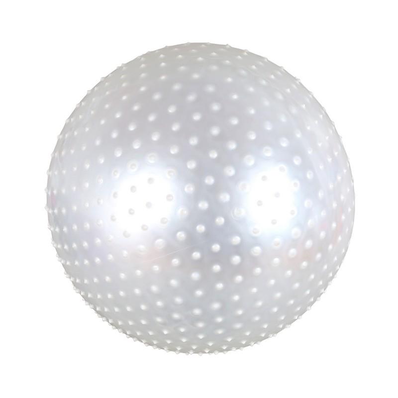 Мяч массажный Body Form BF-MB01 D=55 см. белый