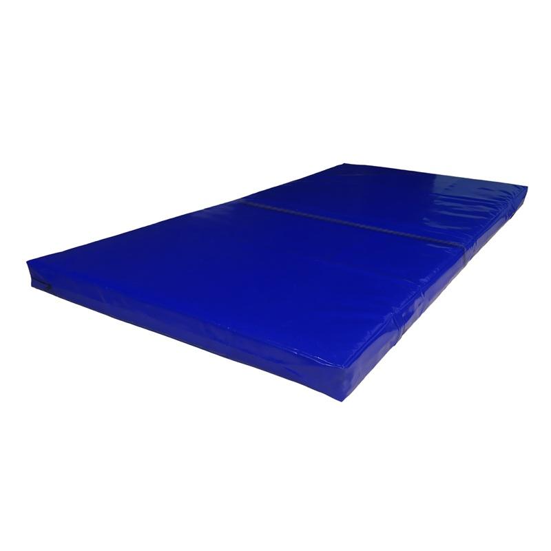 Купить Мат гимнастический 200х100х5 тент складной в 2 сложения (ппу) Dinamika ZSO-001294,