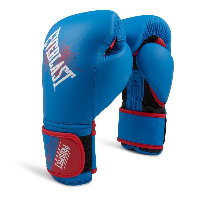 Купить Перчатки детские Everlast Prospect 4oz P00001644-4 синие,