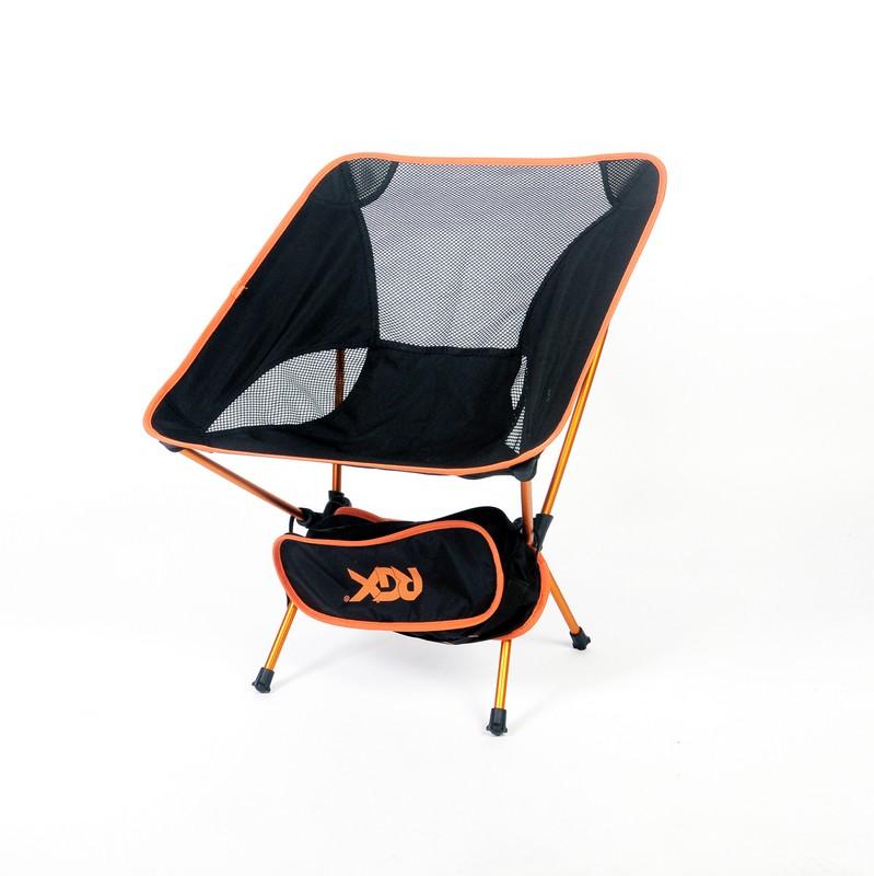 Кресло туристическое RGX CHR01 черн/оранж