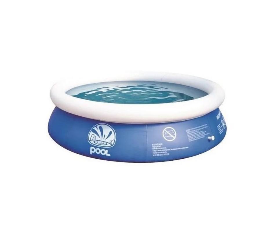 Надувной бассейн 360х76см Jilong Prompt Set Pools, синий бассейн jilong prompt set pools set 360x90см синий круглый jl010204 1ng