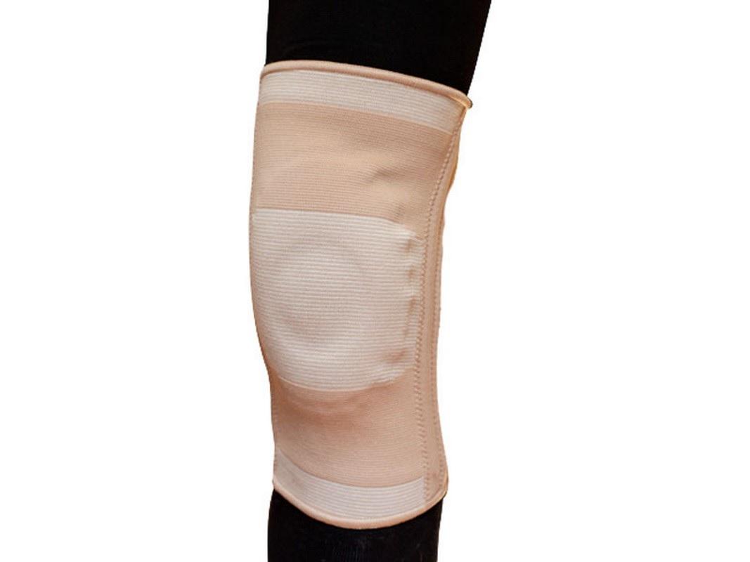 Бандаж на коленный сустав эластичный с ребрами жесткости Titan Deutschland GmbH BKR C1ELS-1201