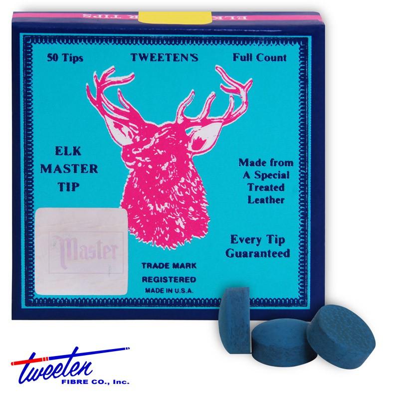 Наклейка для кия Tweeten Elk Master ?12мм 50шт. наклейка для кия tweeten elk master 12мм 50шт