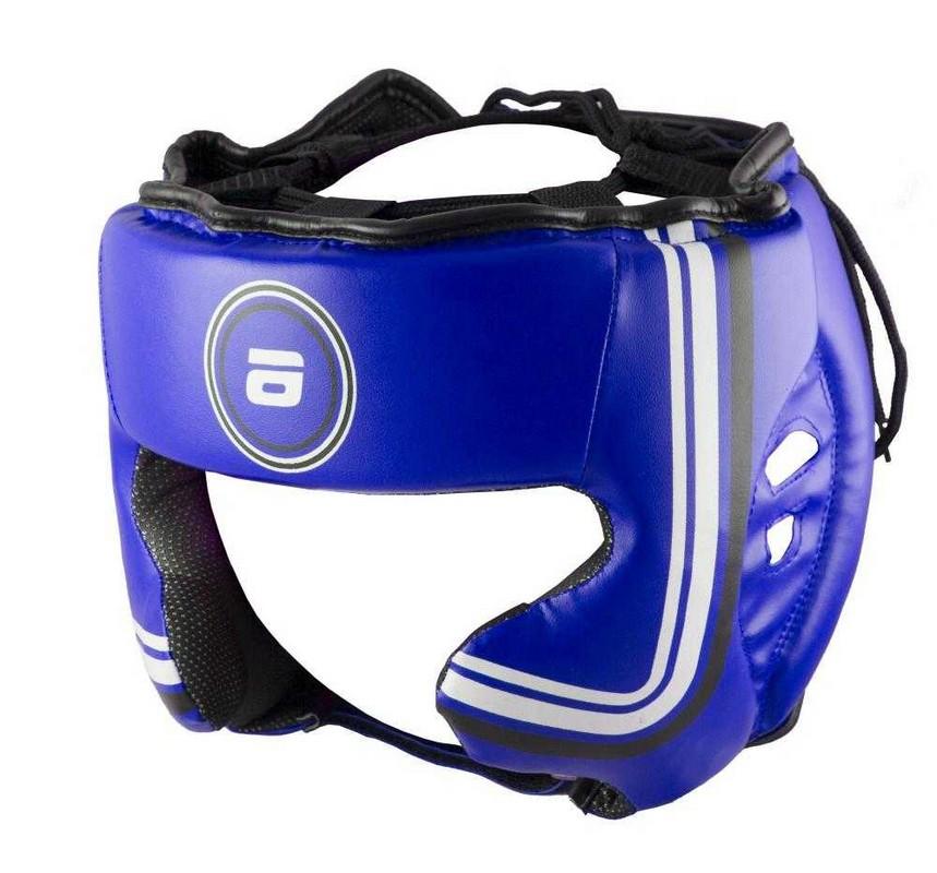 Купить Шлем боксерский Atemi LTB-16320 синий,