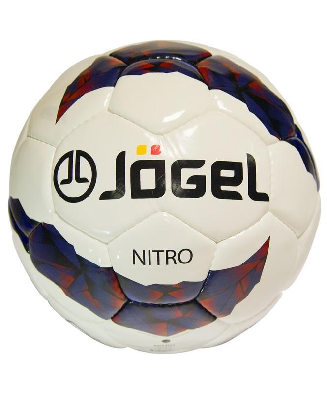 Мяч футбольный J?gel JS-700 Nitro №5 мяч футбольный j gel js 1000 grand 5
