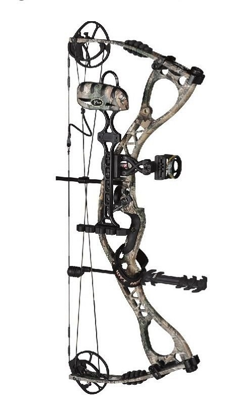 Лук блочный Charger ZRX 28 quot; (27 quot;-30 quot;) Realtree Xtra Hoyt 919364